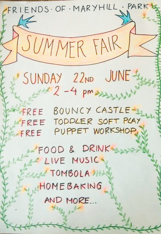 Summer Fair Sun 22nd June